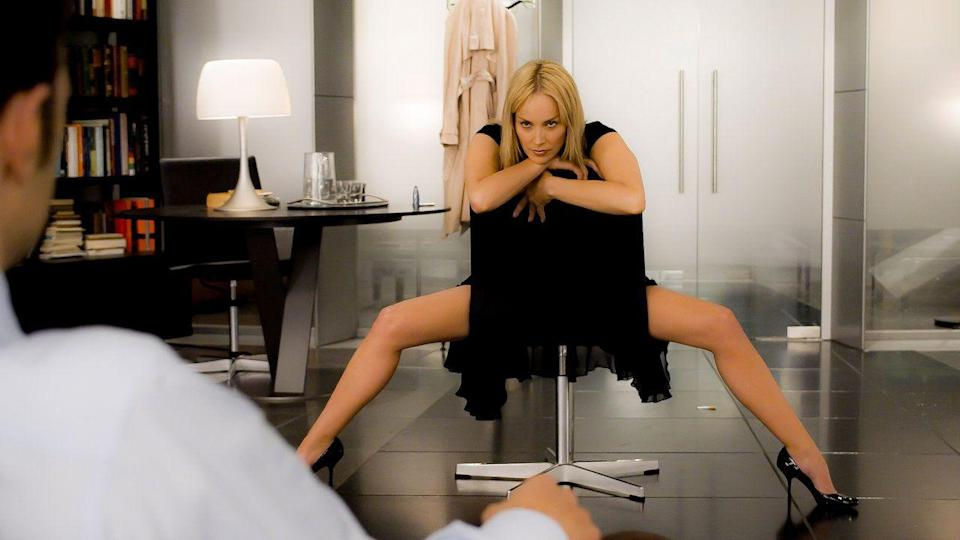 "<p>Sharon Stone turned heads in the first <em>Basic Instinct</em> in 1992, and she even earned a Golden Globe nomination for her role as crime novelist Catherine Tramell. Stone returned to the character 14 years later for <em>Basic Instinct 2</em>, but the sequel failed to spark the same attention a second time around and <a href=""https://www.boxofficemojo.com/release/rl4014310913/"" rel=""nofollow noopener"" target=""_blank"" data-ylk=""slk:didn't fare as well"" class=""link rapid-noclick-resp"">didn't fare as well</a> at the box office. </p>"
