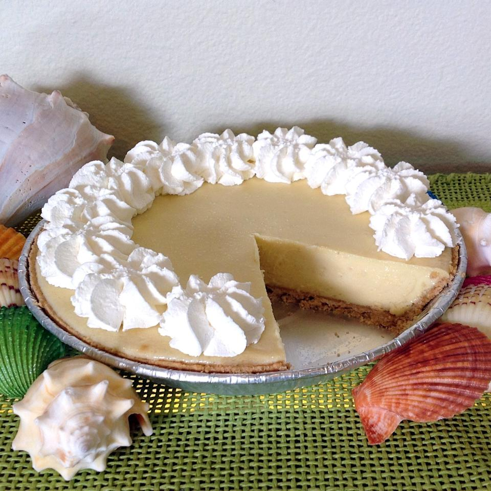 "<p>Wishing you were some place a little warmer right about now? Let this pie whisk you away to Key West, Florida, where Kermit's rich and tangy version is considered one of the best in town. <em>$38.95; <a href=""http://www.keylimeshop.com/product/kermits-key-lime-pie"">keylimeshop.com</a>.</em></p>"