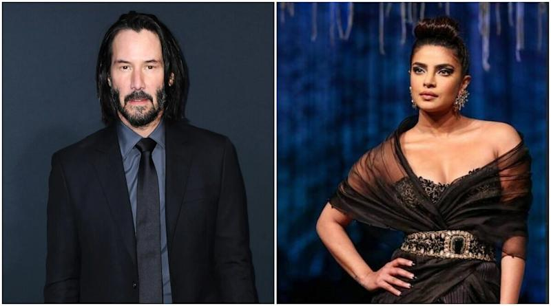 Priyanka Chopra Joins Keanu Reeves' Matrix 4, Will Start Shooting for it in Germany