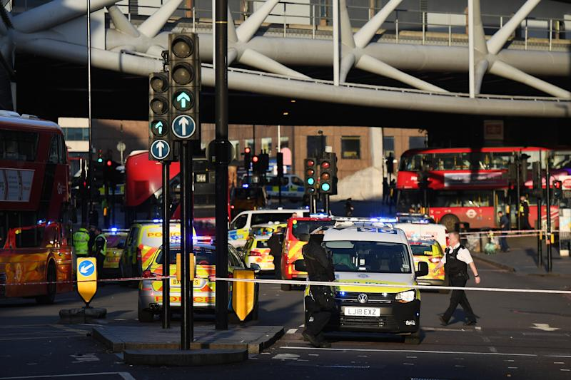 Allarme sul London Bridge