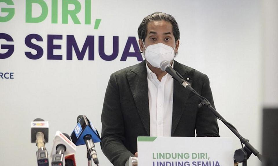 Adults in Klang Valley can walk in for Covid-19 shots from Aug 5: KJ