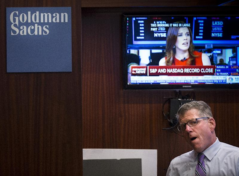 Goldman Sachs Q4 Adj. Profit, Revenues Beat View