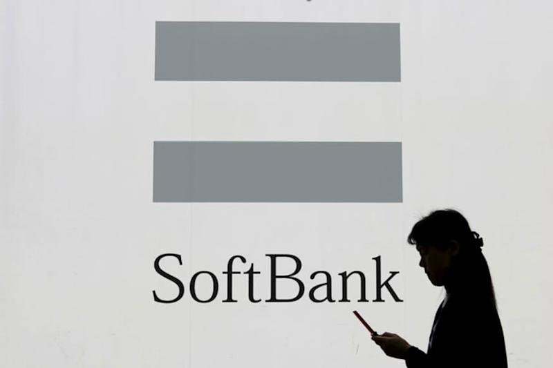 SoftBank Takes $10 Billion Hit after Being Unmasked as Nasdaq 'Whale'