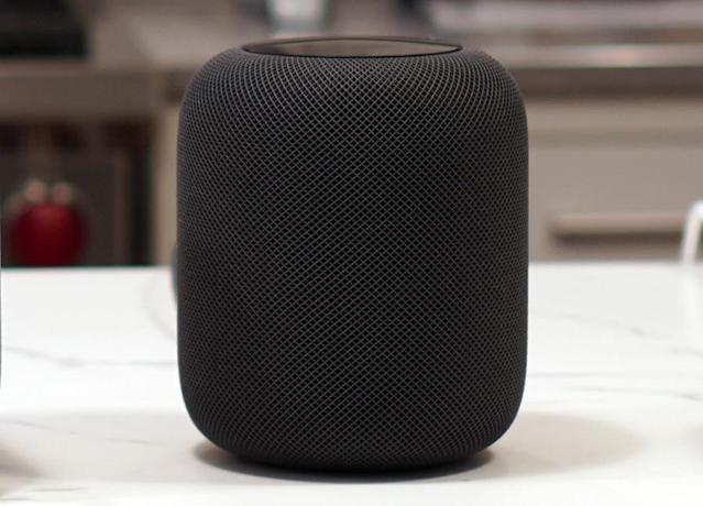 The Apple HomePod is here at last: get a black or white pod in your home.