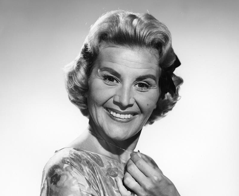 "Actress Rose Marie, who spent 90 years in show business but was best known for playing wisecracking Sally Rogers on ""The Dick Van Dyke Show,"" died on Dec. 28, 2017. She was 94."
