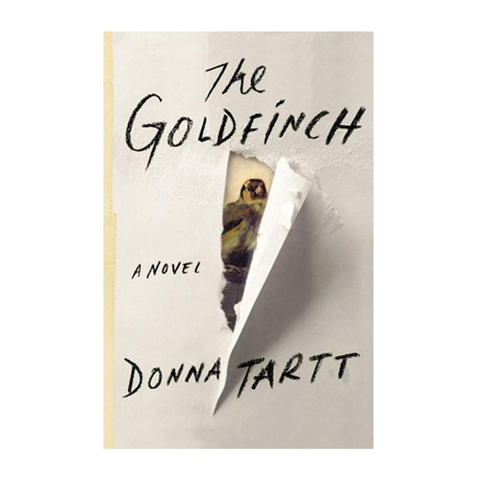 """<p><strong>$9.89</strong> <a class=""""link rapid-noclick-resp"""" href=""""https://www.amazon.com/Goldfinch-Novel-Pulitzer-Prize-Fiction/dp/0316055425?tag=syn-yahoo-20&ascsubtag=%5Bartid%7C10050.g.35033274%5Bsrc%7Cyahoo-us"""" rel=""""nofollow noopener"""" target=""""_blank"""" data-ylk=""""slk:BUY NOW"""">BUY NOW</a></p><p><strong>Genre:</strong> Fiction</p><p>After surviving an accident that kills his mother, 13-year-old Theo Decker goes to live with the family of a wealthy friend. Challenged by change while grieving for his mother, he holds onto a painting that reminds him of her and sparks a love for art. Worthy of the 2014 Pulitzer Prize for Fiction, <em>The Goldfinch </em>dives into tropes of love, identity, and art.<br></p>"""