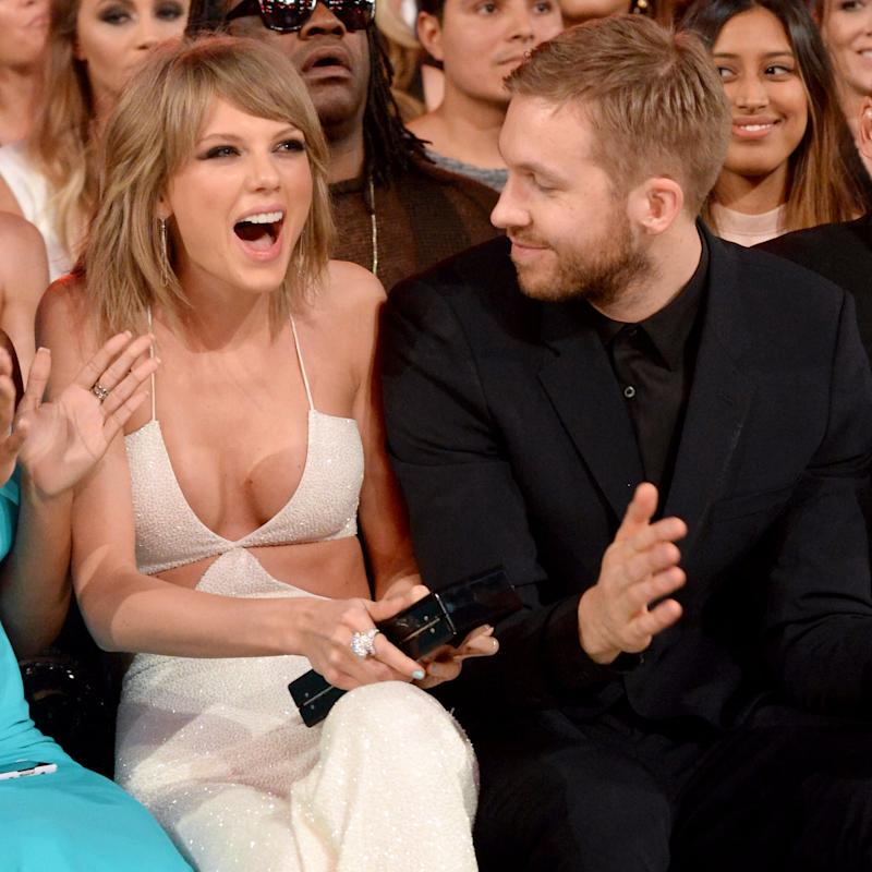 """Calvin or Kanye? Fans Guess Who Taylor Swift's """"I Forgot That You Existed"""" Is About"""