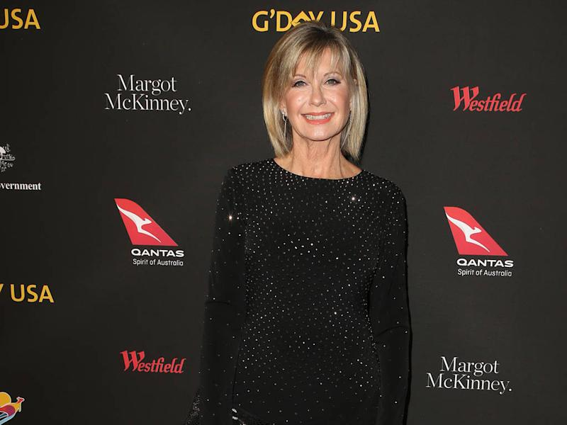 Olivia Newton-John and Roger Taylor lead New Year Honours list