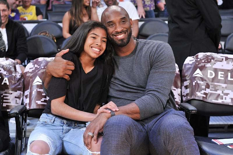 Kobe Bryant and His Daughter Gianna Have Reportedly Died in a Helicopter Crash