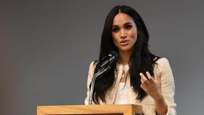 Duchess of Sussex: Situation in US 'absolutely devastating'
