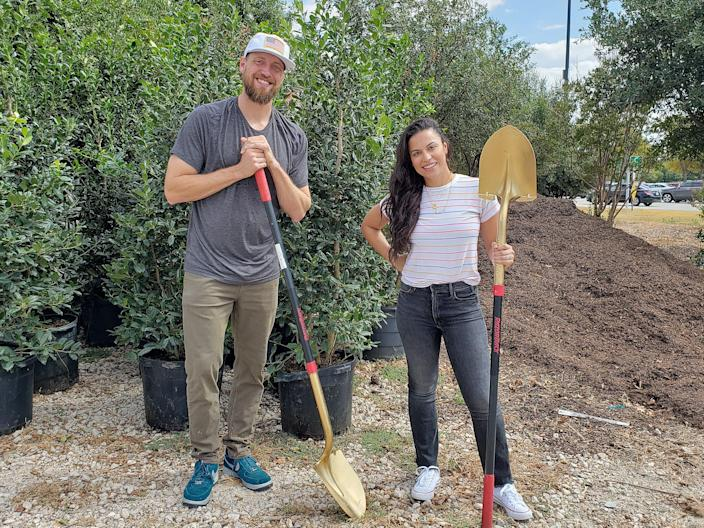 MLB Star Hunter Pence Will Revisit His Old School to Plant 100 Trees: 'It's Our Time to Step Up'
