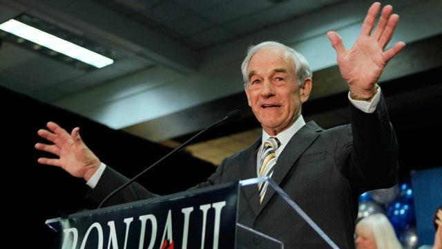 Libertarian Whisperer Ron Paul Vouches for Ken Cuccinelli as an 'Ally'