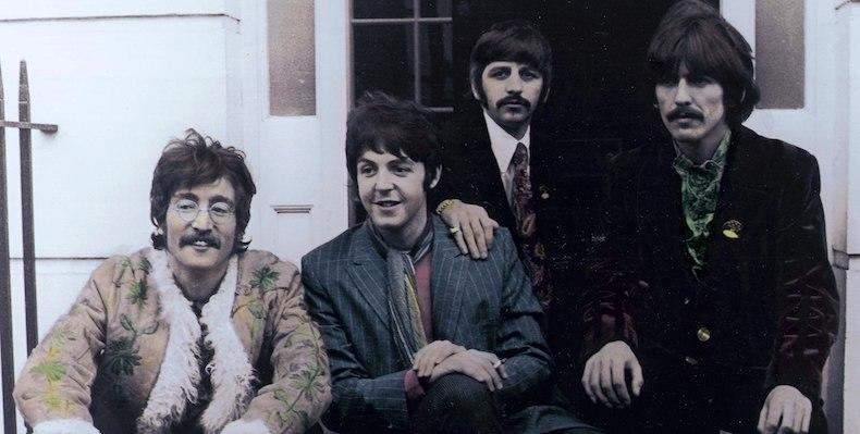"Unreleased Beatles ""Sgt. Pepper's"" Outtake Unearthed"