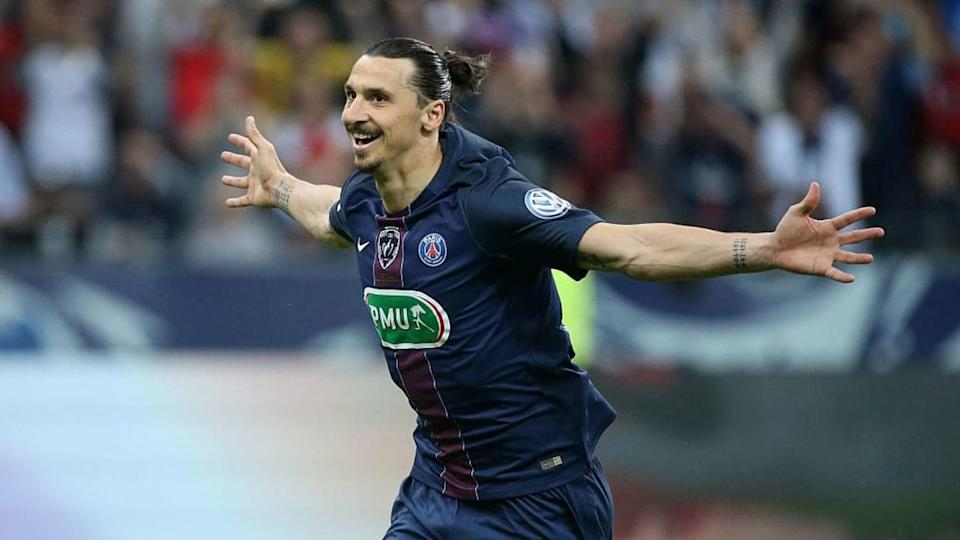 Zlatan Ibrahimovic | Jean Catuffe/Getty Images