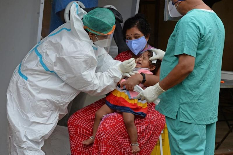 Huge Study of Coronavirus Cases in India Offers Some Surprises to Scientists
