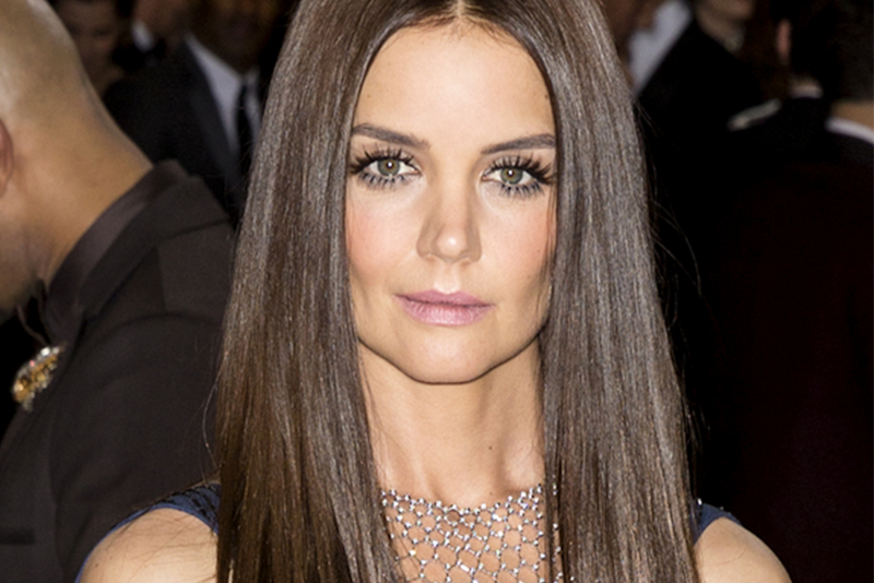 Katie Holmes Just Made One Of The Most Drastic Hair