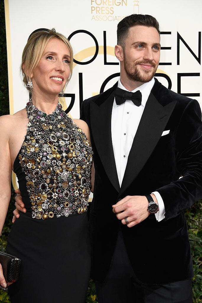 The Dreamy Morning Winner Aaron Taylor-Johnson Spent With ...