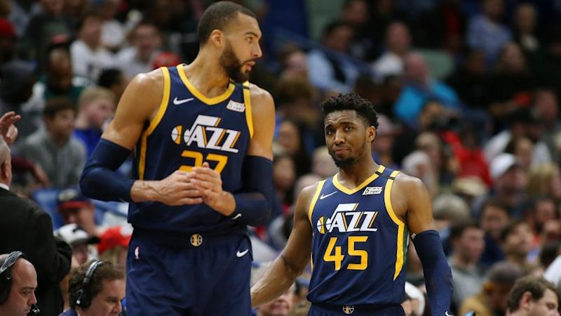 Coronavirus: Rudy Gobert donating $500,000 to health services