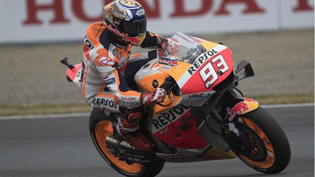 It was a Marc Marquez masterclass as the Repsol Honda star blitzed the field in Japan.