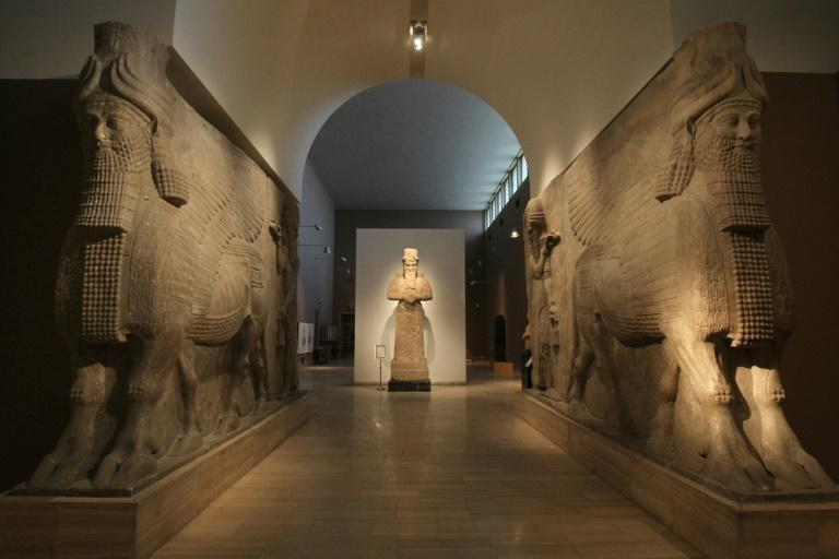 Bell's greatest pride was the construction of the Iraq Museum in Baghdad, a treasure trove of priceless items from some of the most ancient civilisations