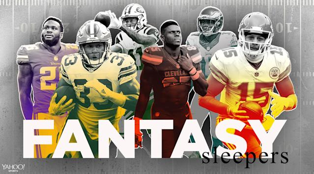Dalton Del Don offers one fantasy sleeper for every NFL team.