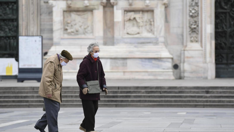 Hackers attack social security website as Italians apply for Covid-19 aid