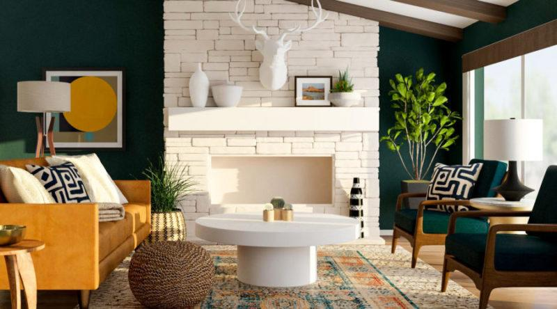 The 2019 Interior Design Trends Were Tracking