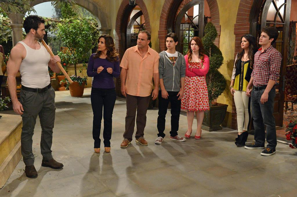 """The Wizards Return: Alex vs Alex"" - The Russo family and friends travel to Tuscany, Italy, to meet their long lost relatives... but when Alex (Gomez) tries to prove she's more than a seemingly carefree young Wizard, she inadvertently conjures a spell that creates a Good Alex and an Evil Alex. When Evil Alex gets roped into a charming young wizard's foreboding plan to take over the world, Good Alex must find a way to save her family and humankind, which leads to a monumental battle between the two versions of herself - all atop the Tower of Pisa. ""The Wizards Return: Alex vs Alex"" premieres FRIDAY, MARCH 15 (8:00 p.m., ET/PT) on Disney Channel."