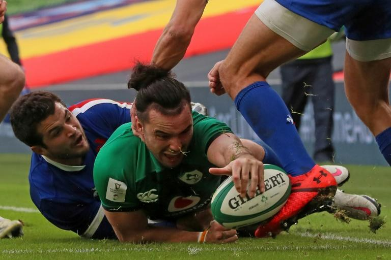 James Lowe's disallowed try in the 15-13 Six Nations defeat by France proved a pivotal moment
