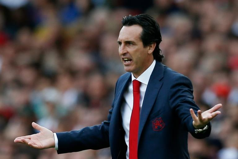 Unai Emery's Arsenal revolution is a work in progress
