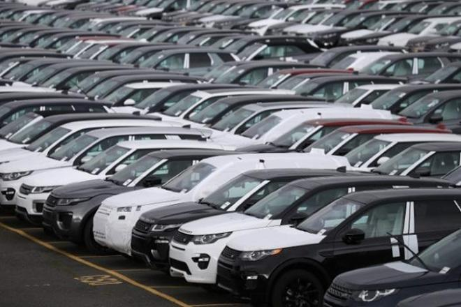 car sales in domestic market down 6.34 percent in october Passenger vehicle sales rise marginally according to siam data