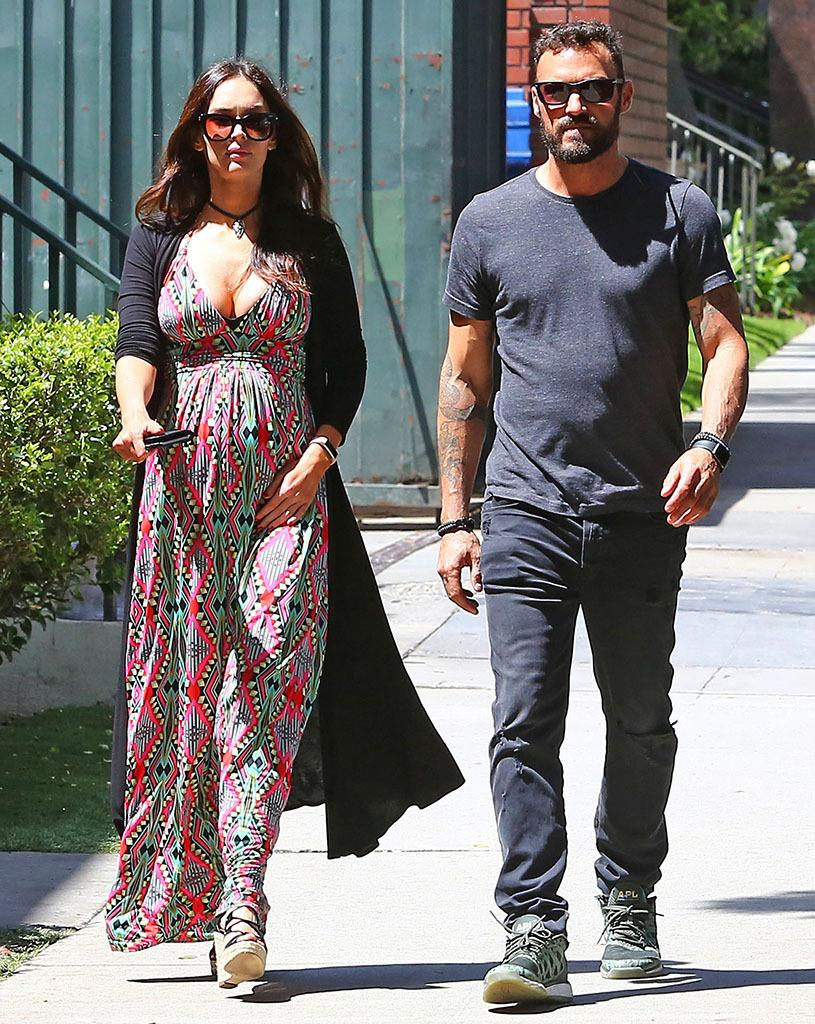 Megan Fox Turns Dirty 30 And Brian Austin Green Helps Her Celebrate How much money is bodhi ransom green worth at the age of 6 and what's his real net worth now? megan fox turns dirty 30 and brian