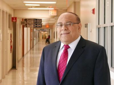 George Abdelsayed, MD, is the new Chief of Gastroenterology and Hepatology at NYU Lutheran Medical Center in Brooklyn.