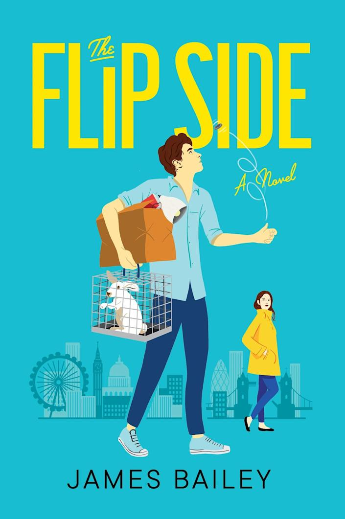 <p>James Bailey's witty, British rom-com <span><strong>The Flip Side</strong></span> follows Josh, a down on his luck man who decides to leave all of his decisions to the toss of a coin. His unconventional method of making life choices seems be working, at least it does until the woman of his dreams walks into his life. </p> <p><em>Out Nov. 17</em></p>
