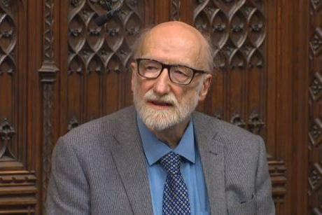 Lord Greaves in the House of Lords: Parliament TV