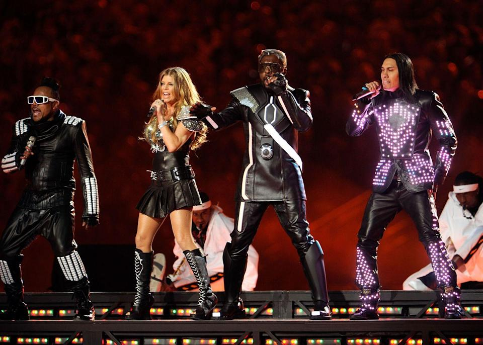 <p>Praying someone invents a time machine so I can travel back to 2011 because I have so many questions for the Black Eyed Peas. Just. So. Many.</p>
