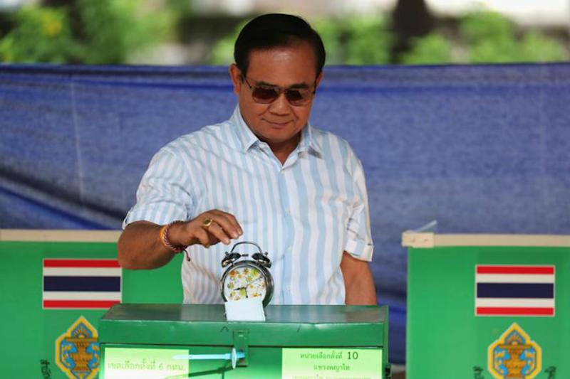 Thailand Votes in First Election Since 2014 Coup After Five Years of Military Rule