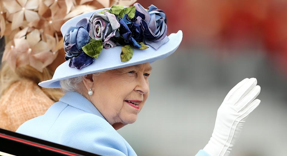 The Queen's friend Lady Pamela Hicks has given her insight into the monarch's unique day job. (Getty Images)