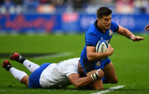 Another defeat for Italy but coach Franco Smith said they weren't 'angry' with the performance