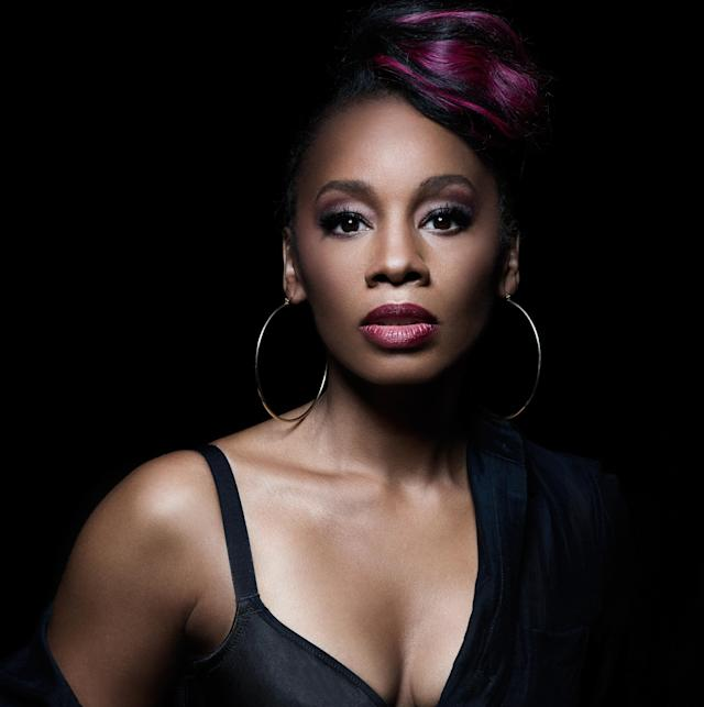 Actress Anika Noni Rose has opened up about experiencing a sexual assault on a plane in 2017. (Photo: Nathan Johnson)