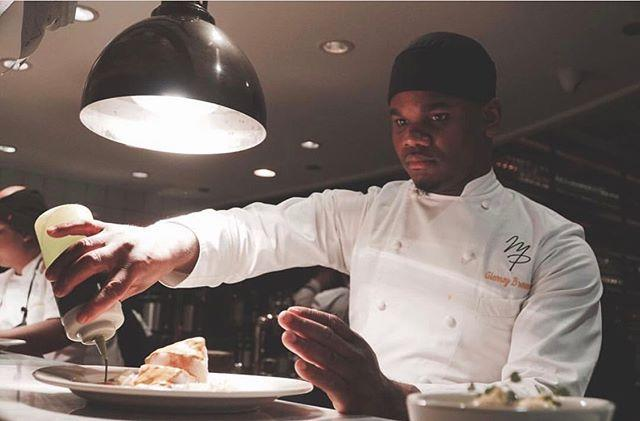 """<p>Glenroy is a star in the New York City food scene, where he's the Chef at restaurants including Maison Pickle, Lucky Pickle Dumpling Co, and Jacob's Pickles. His Instagram is full of foods from those restaurants, like their killer brunch items, decadent cakes, and rich steaks. </p><p><a href=""""https://www.instagram.com/p/B_H-QiugQ6Q/"""" rel=""""nofollow noopener"""" target=""""_blank"""" data-ylk=""""slk:See the original post on Instagram"""" class=""""link rapid-noclick-resp"""">See the original post on Instagram</a></p>"""
