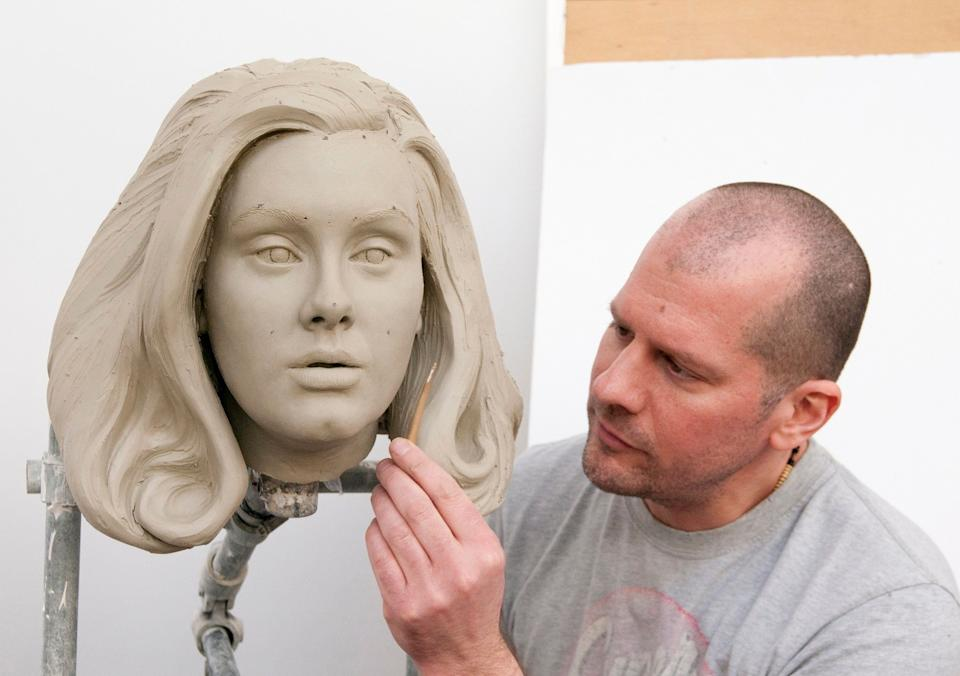 Having her very own waxwork created by Madame Tussauds in London. The completed figure was unveiled in2013.
