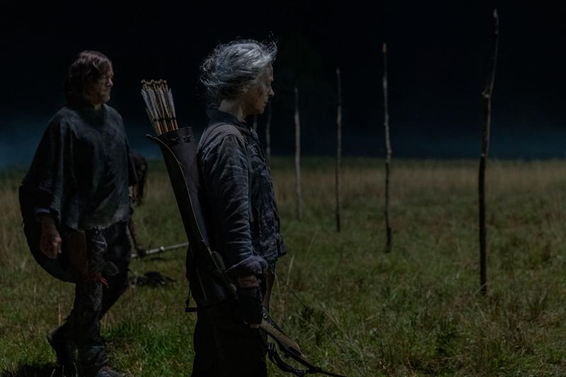 The Walking Dead recap: Carol can't shake her 'Ghosts'