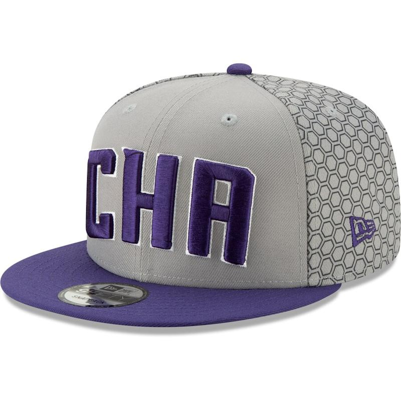 Hornets 2019/20 City Edition Snapback Hat