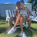 """<p>The couple have been documenting their 2020 summer on Instagram.</p><p><a href=""""https://www.instagram.com/p/CCpXW9KHrQk/"""" rel=""""nofollow noopener"""" target=""""_blank"""" data-ylk=""""slk:See the original post on Instagram"""" class=""""link rapid-noclick-resp"""">See the original post on Instagram</a></p>"""