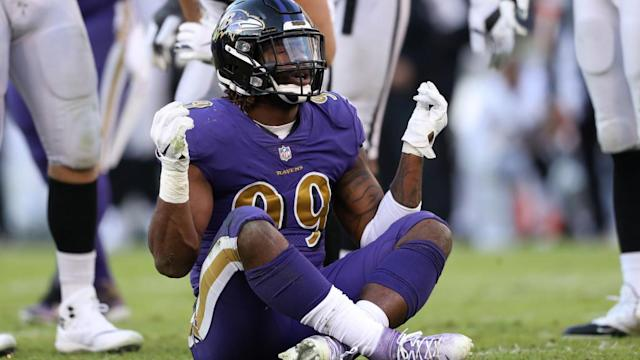Franchise tag could be Ravens' friend with OLB Matthew Judon