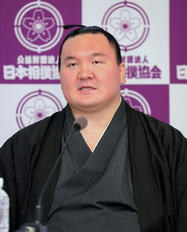 Hakuho will now serve as an instructor with his Miyagino stable (AFP/-)