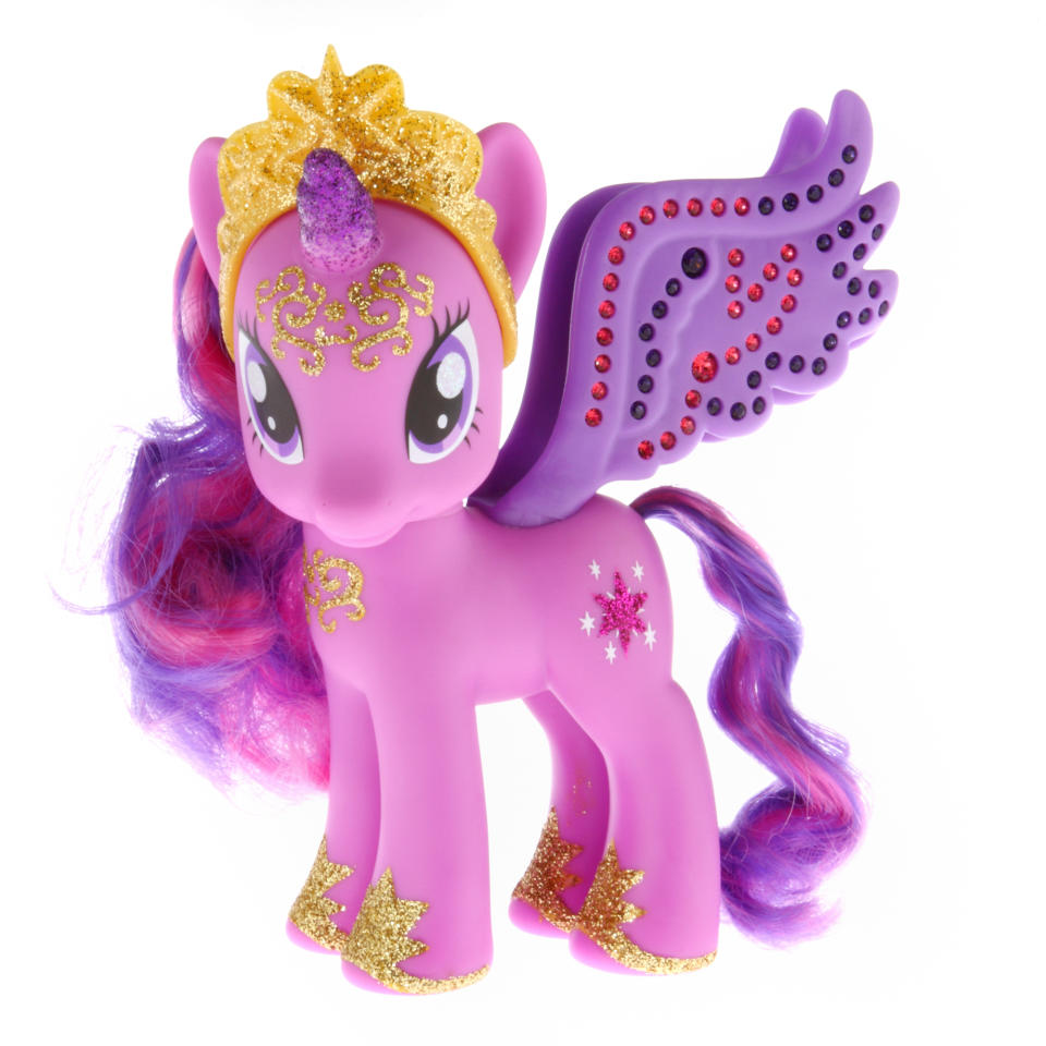 <b>My Little Pony: Friendship is Magic - Princess Twilight Sparkle Special Edition Pony With Swarovski Elements</b><br />Hasbro