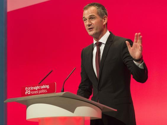Peter Kyle, one of the MPs who tabled the original amendment (Rex)