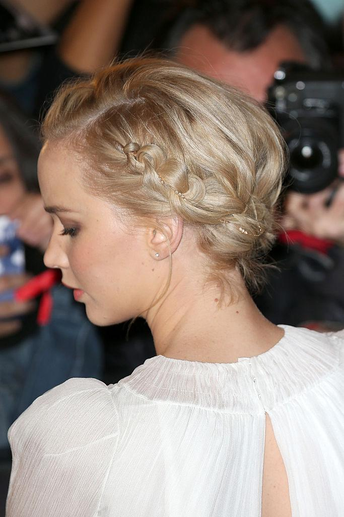 Jennifer Lawrence Celebrity Hairstyles